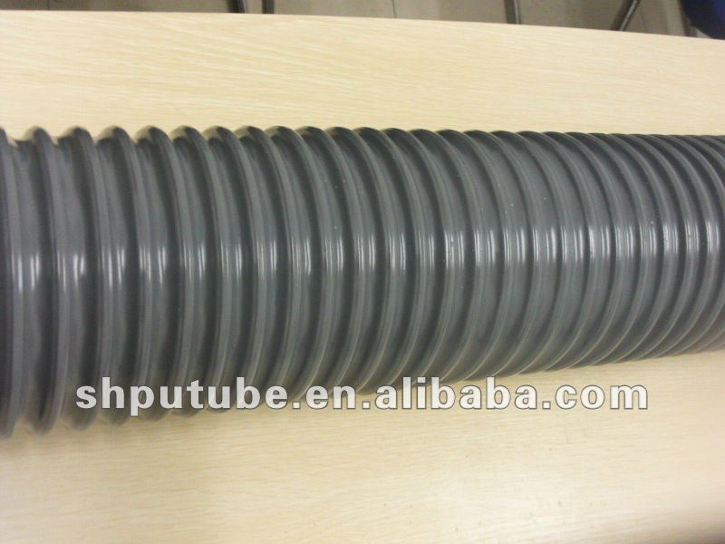 PUR-6'' Copper pu steel wire shrinkable hose/ Polyurethane TUBE