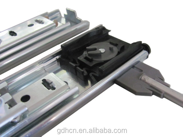 Heavy duty Ball bearing drawer slides and heavy duty storage cabinet slide for furniture hardware