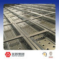 Bs1139 steel scaffold platform boards/scaffold metal plank for sale