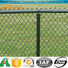 Heavy duty galvanized used chain link fence weave
