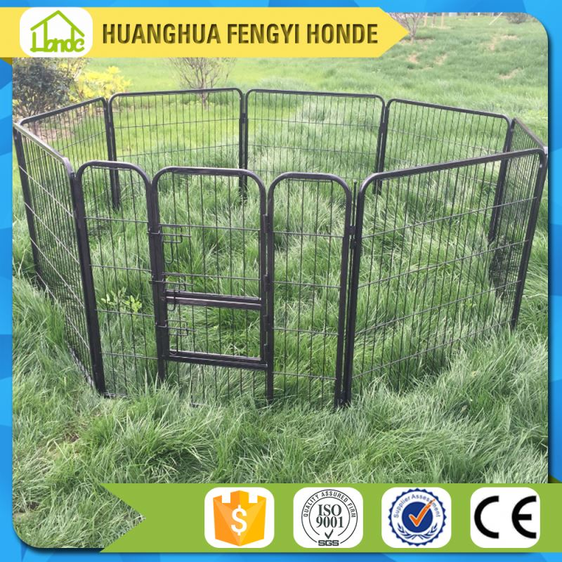 8 Panel Folding Pet Kennel/Dog Pet Playpens