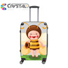 2017 Customized Design Abs Pc Trolley