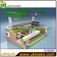 2013 Made in China 12*15ft Mall Espresso Coffee Kiosk Design For Sale