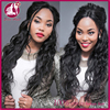 Wholesale cheap 100 filipino human hair full lace front wig water wave glueless cosplay wig for black women in stock