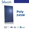 CHINA TOP 10 manufacture Poly 245w ,poly 250w solar panel for solar system with TUV/CE/PID/CHUBB INSURANCE