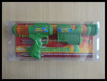 hot sell soft bullet plastic toy gun safe/foam ball gun
