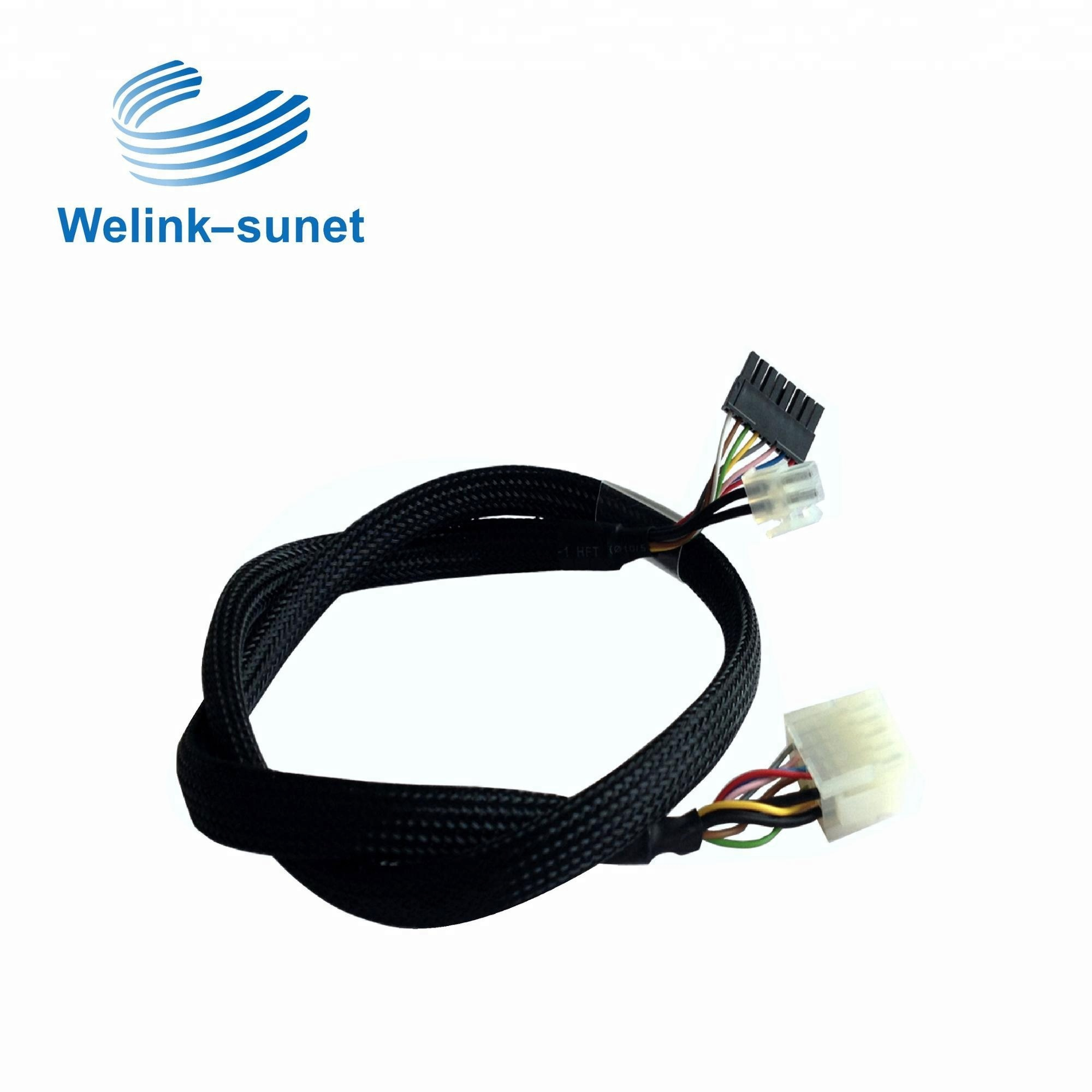 Helukable Super Flexible Cable Wire Harness For Industrial Robot - Buy Wiring  Harness For Forklift,Computer Wiring Harness,Car Wire Harness Product on ...