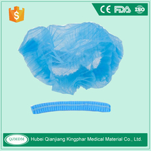 Disposable Non Woven Medical Mob Cap in Different Colors