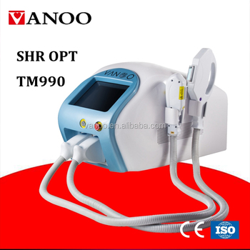 Factory price portable ipl shr Rejuvenation skin beauty equipment
