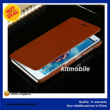Hot luxury phone bags for lenovo a536 case,for lenovo a536 flip case,flip wallet leather case for lenovo