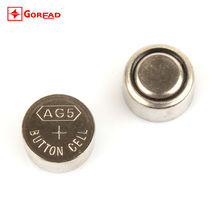 AG5 Button batteries L754/LR48/393 Alkaline cell watch cell