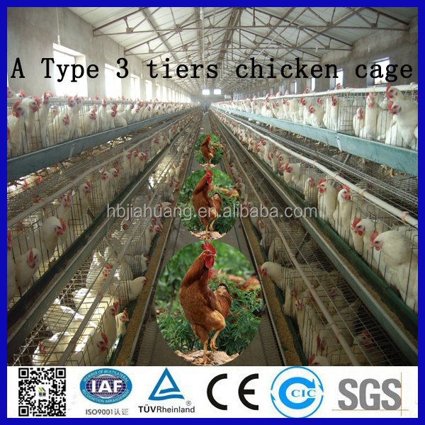 Exporting folding chicken cage three layers four layers chicken cage