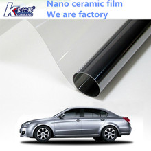 Factory directly 90% Heat rejection Nano Ceramic window film with 8 years warranty