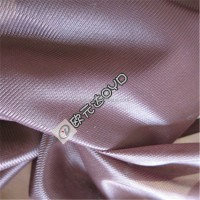 100% polyester plain printed knitting curtain fabric