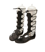 Hot sale gladiator strappy sandals fashion flat summer boot sandals thong flip flop sandals