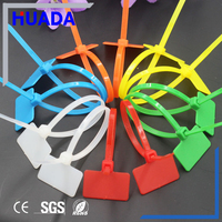 Special Cable Tie With Label