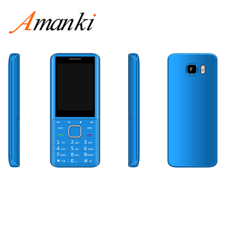 2.4inch Feature Phone WhatsApp Facebook Google Cheapest Feature Phones