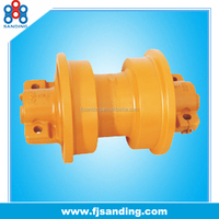 high quality hot selling dozer track roller spare parts, lower roller