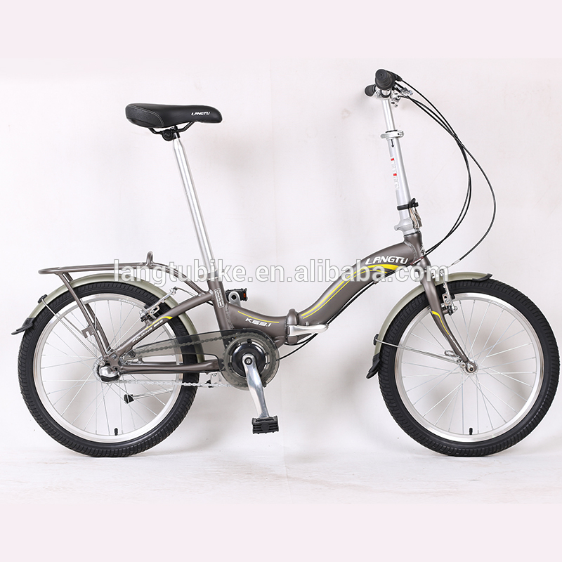 Hot selling high quality 20 inch wheel size folding bike