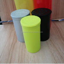 Plastic Pop Top Pharmacy Vials Bottle Rx Pill Containers