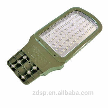 outdoor road light meanwell driver 60w led street lighting housing 70w 80w street road light