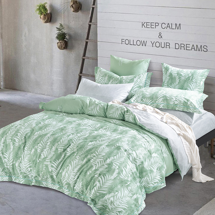Comforter low price colorful printed twin set comforters bedding sets