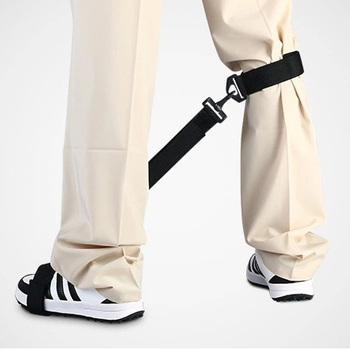 Golf foot correction band Golf Swing Training Practice Guide Gesture Alignment equipment