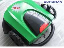 The robot mower is the cheapest and the most advanced ,stable in the world/2013 robot mower/grass cutting machine