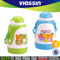 A174 plastic water bottle for children bpa free 800ml