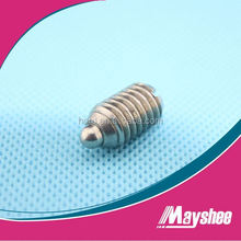 gb/t78-2000 stainless steel socket set screw with the cone point