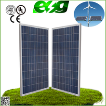 High quality A-grade cell high efficiency panel solar, 110W 120W POLYcrystalline solar panel price made in china