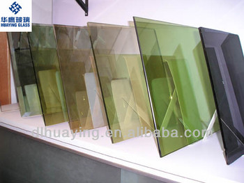 2-19mm Clear Tinted Float Glass