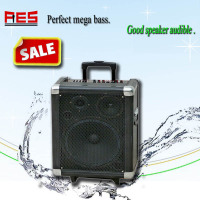 mini 2.0 speaker mp3 players with long battery life wireless mobile audio wheels speaker