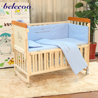 belecoo baby spring cot china importers foldable baby bed multi-functional baby crib