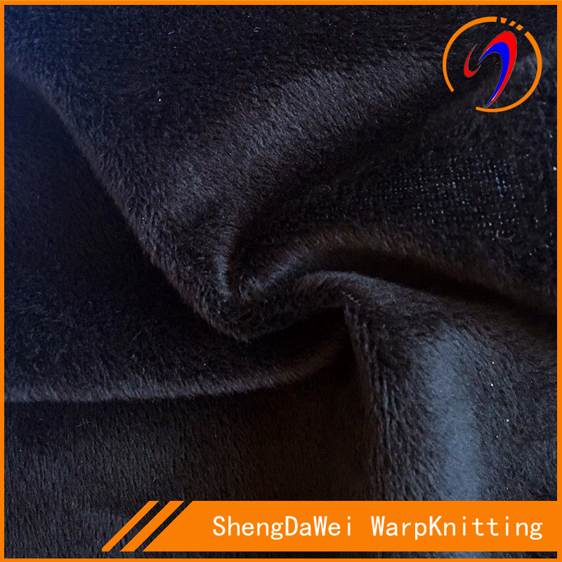 2017 home textile blanket fabric for making bed sheets