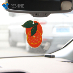 Top Quality Customized eco-friendly Hanging Paper Car Air Freshener