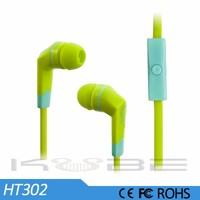 New arrival in-ear stereo nice cheap earphone for all mobile phone