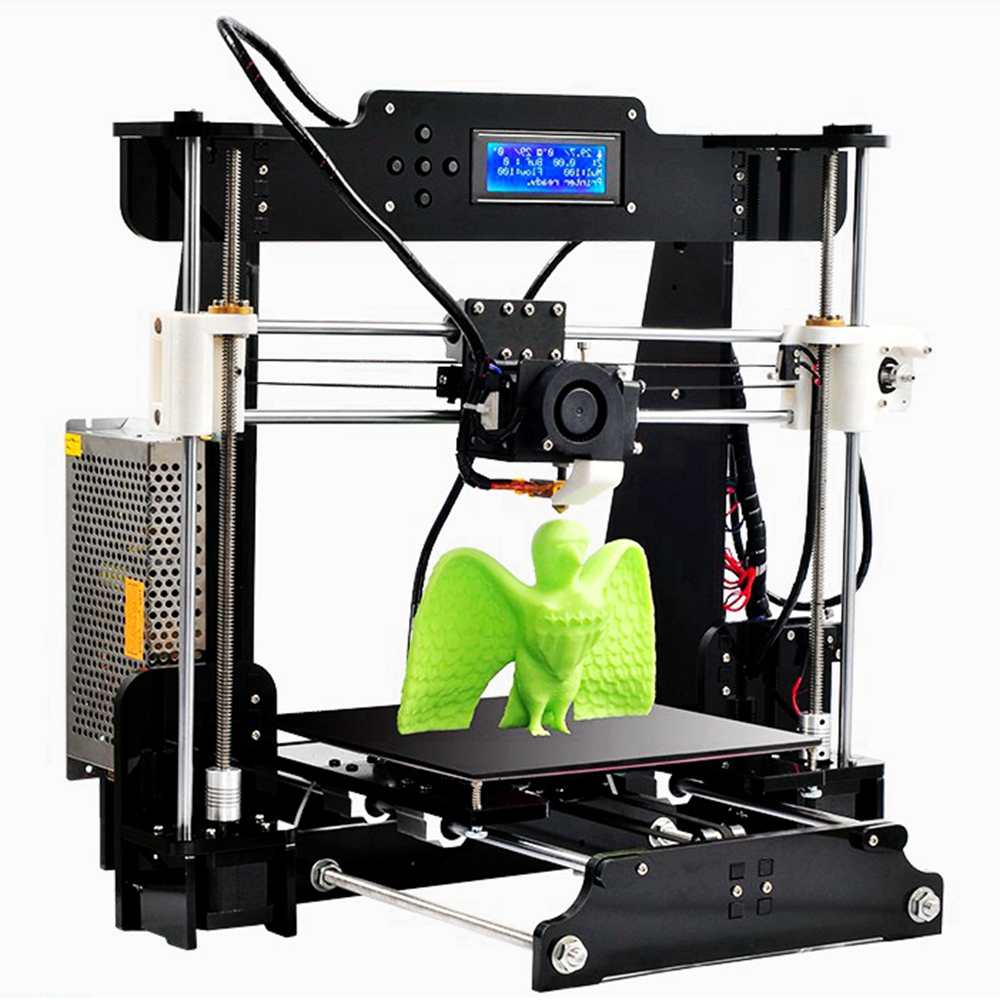 3D Printing equipment New developed larger LCD Monitor screen for 3d printer