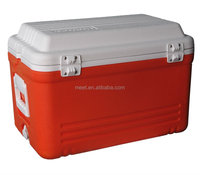 frozen plastic portable insulated fish tubs ice chest -MTU038