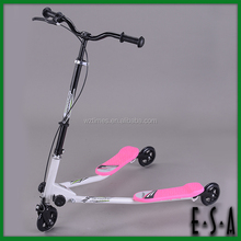 Folding dual pedal two-wheel electric scooter,Interesting Speeder wave scooters for kids G17B108