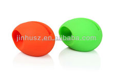 2013 lastest basketball silicone horn stand for iphone 4s