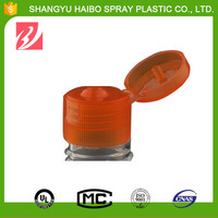 High quality colorful sanitizer plastic bottle cap manufacturing