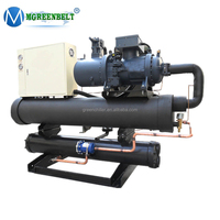 Security Protection CE Approved Industrial Chiller