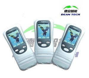 Digital Breath Alcohol Tester with Printer Manual Breathalyzer for Traffic Management