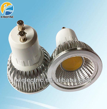 Decoracion navidad reflector led 220 v gu10 cob reflector led, Gu10 led 5 w, Ampolleta led gu10