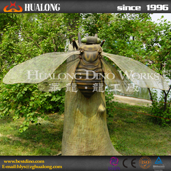 Theme Park Decoration Large Size Insect For Sale