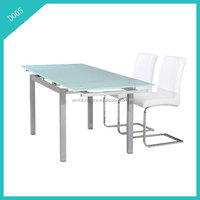 white walmart table and chairs