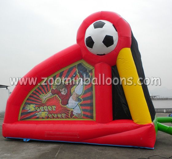 Best selling inflatable toy inflatable soccer shooting <strong>games</strong> Z5007