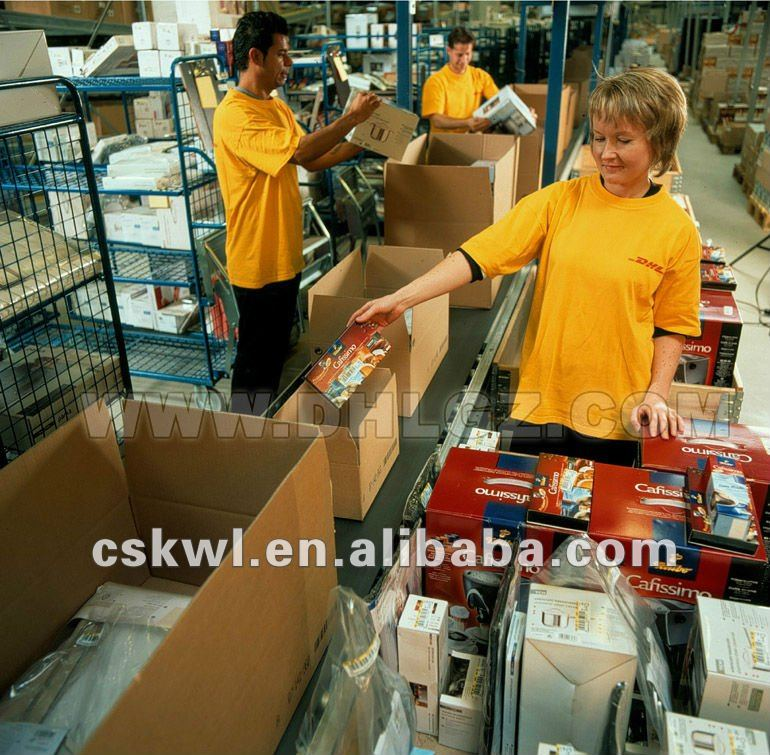 DHL express to INDONESIA from shenzhen or hongkong