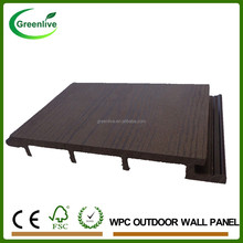 Cheapest Bamboo PVC Exterior Wall Cladding